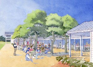 academicvillagesketch